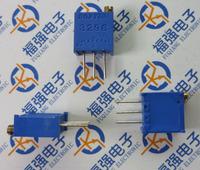 20pcs/lot 3296w regulation-resistance 103 10k multi-circle precision adjustable potentiometer