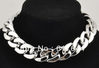 2013 New Fashion  2 Colors light  Chain Hot Star Choker Chunky Charm  CCB Necklace