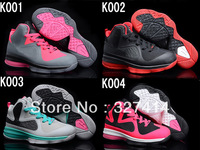 New Lebron 9 Kids Basketball Shoes,chirdren athletic shoes,kids lebron sports shoes,free shipping