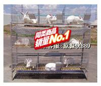 Iron wire net 9 cage rabbit cage breeding cage rex rabbit cognation plush rabbit cage
