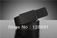 Free Shipping 2013 New Hot Sale Fashion Brand Casual Genuine Leather Business Black And White Belts Man Classic Waistbands