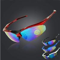 New Arrival Riding Glasses Outdoor ride 0091 sports eyewear polarized glasses windproof sunglasses glasses split glasses