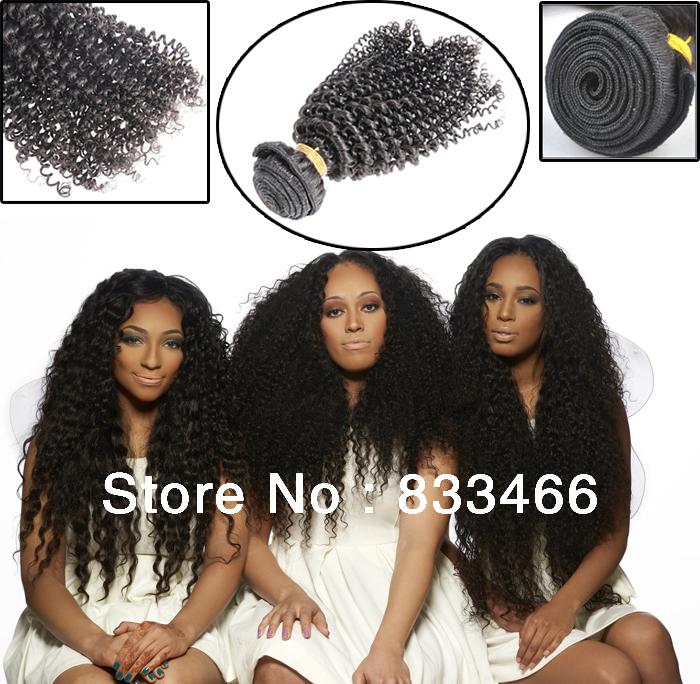 Yaki Kinky Hair Weave 31