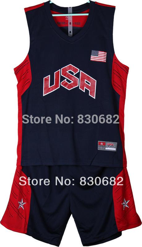 uniforme del baloncesto de color rojo - Compra lotes