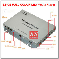 LS-Q3 RGB LED Display  Memory Control Card Off-line Support P3,P4,P5,P6,P7.62,P8,P10,P16,P20 Big Area Without PC