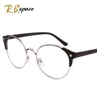 Free ship! Male Women computer goggles anti fatigue fashion radiation-resistant glasses pc mirror stainless steel