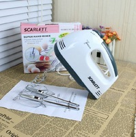 Electric hand mixer eggs mixer machine with 7 speed, roasting appliances mixer,egg beaters,Free shipping