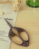 Free shipping  scissors retro handmade finishing small scissors zakka