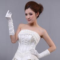 2013 gloves bridal gloves wedding gloves long design gloves