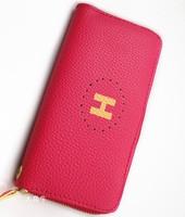 Women's long design wallet female wallet zipper wallet