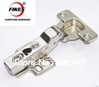 Clip on  furniture hinge ,cabinet hinge ,half overlay , Steel hinge