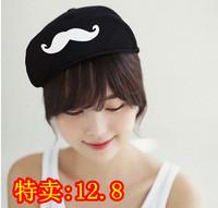 Summer 100% cotton flat hat hiphop hat male hip-hop baseball cap female cap