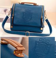 Hot Sale Women's handbag Free style vintage bag designers brand shoulder bags messenger bag female small  shipping