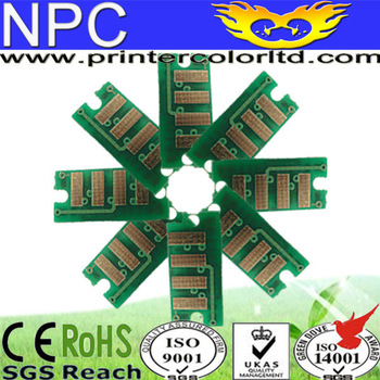 chips new toner cartridge for Dell C1660W chip color toner chips--free shipping