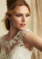 Sweetheart neckline Bridal Dress Lace Embroidery Wedding Dresses Sexy White/Ivory Lace Mermaid Wedding Dress Custom all Size