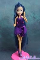 New 2013 ! Winx Club  Basic  Dolls,Musa,30cm,dolls for girls.