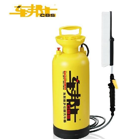 Car wash device portable household 8L high pressure automatic car washing machine car washing device car(China (Mainland))