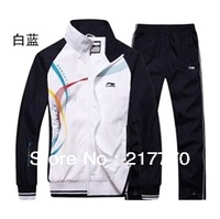 Free shipping Free shipping in the spring and autumn outfit clothes for men and women suits tracksuit 1pack=2pcs