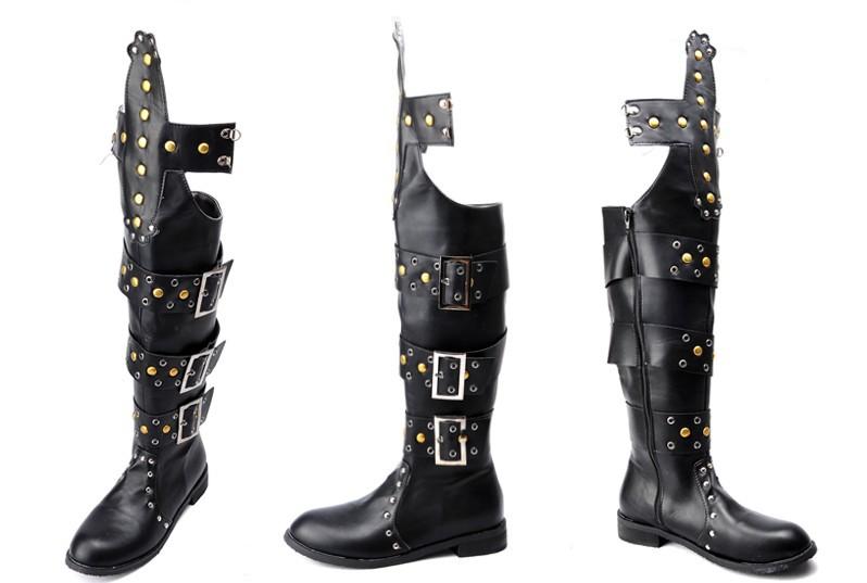 Boots Punk Rock Punk Rock Cowboy Boots
