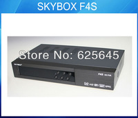 Hot Original Skybox F4S 1080pi Full HD Satellite receiver with GPRS function  Free shipping DHL Fedex IE 3 ~8 days