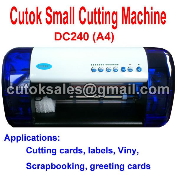 vinyl letter machine