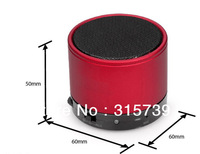 Bluetooth Speaker S10 Mini Wireless Portable Speakers Music Player Home Audio for ipod ipad iphone 4 5 6 Galaxy S4 S5 NOTE 3 MP4