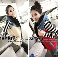 2013 down cotton vest female fashion autumn and winter vest thickening thermal plus size