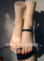 sex products solid silicone real doll Pussy Feet girls feet model women foot#t370001