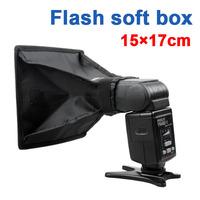 17*15cm Flash Diffuser Softbox for YONGNUO YN565 YN560II YN560 YN468 YN460 II