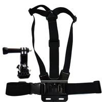 Adjustment Elastic Body Chest Strap +Mount Belt for GoPro HD Hero 3 2 1 Black New free Shipping  P0027