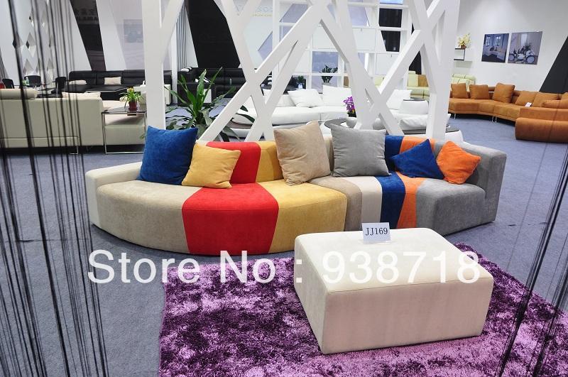 hot - selling grain leather SOFA - europe morden sofa(China (Mainland))