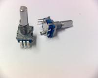 High quality encoder switch ec11 series 20 pulse car encoder 20 shaft