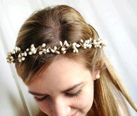 Handmade fashion wreath props bridal hair accessory hair accessory headband