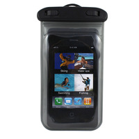 New IPX8 Waterproof Dry Bag Case Cover With Necklace Waterproof Eaphones and Armband  For iPhone 5 4 4S Samsung Galaxy S2 i9100