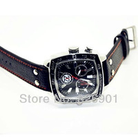 Free shipping HD 1080P IR Night Vision Watch Camera with LED Light water proof watch camera with 8 GB