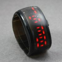 Hot sell Unisex bracelet Digital Watch Blue IN