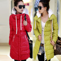 Etam AYILIAN 2013 women's ccdd winter letter wadded jacket down cotton-padded jacket outerwear