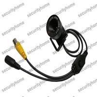 Mini HD Super Sony 700TVL 16mm Lens OSD Function Color CCTV Box camera