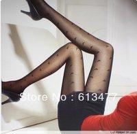 Winter women sexy tights/panty/knitting in stockings trousers panty-Tattoo filar socksTT009-5pcs