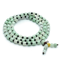 Natural jade necklace bracelet can do men and women all can wear