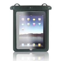 New Waterproof Dry Bag Pouch Case Cover With Waterproof Earphones For Any Under 12 Inch Tablet PC iPad Series
