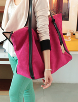 2013 vintage Bags Women Leather Handbags Casual Design Women's Shoulder Bag
