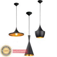 3 X Pendant Lights Modern TOM Dixon Beat Kitchen House Bar Pendant Lamp for dining room lighting