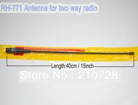 free shipping Dualband fm radio Antenna RH771 SMA -Male for VX-7R,VX-6R,VX-1R, VX-2R, VX-5R 5pcs/lot