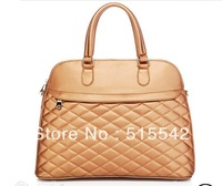 Free shipping 2014 new arrival lady new fund autumnhand the bill of lading shoulder bag pearl cowhide shell pack bag bsl8329