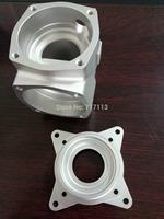 Customized aluminum CNC machining parts with anodizing finish ,small batch machining service