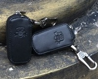 Gs5 smart car genuine leather key wallet key cover