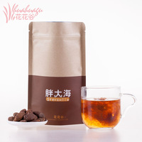 Flower tea premium sterchilia scaphigera tea herbal tea natural tea 100