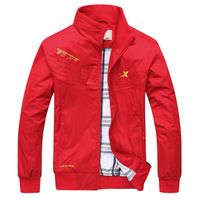 Men's clothing outerwear 13 spring and autumn jacket outerwear male SEPTWOLVES outerwear ANTA sports outerwear