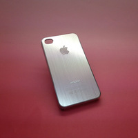 1PCS Free Shipping,Hot Sale Hard Aluminum Back Cover Thin Case for Iphone 5,Brushed Metal Case for Iphone5 with Retail Package
